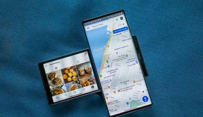 LG ربما تبيع قسم الهواتف الذكية في 2021 - وجوجل تنتظر القرار