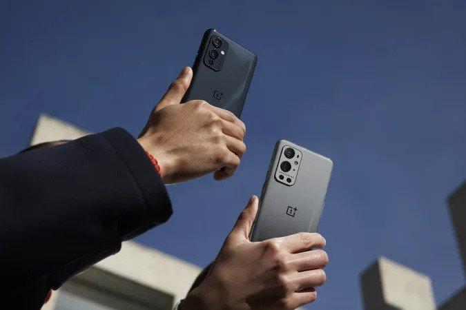 OnePlus9 كيفية الطلب المسبق للهواتف الجديدة