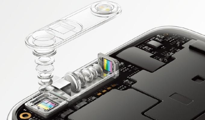 شركة اوبو الصينية تعلن عن تقنية 5x optical zoom الجديدة 2