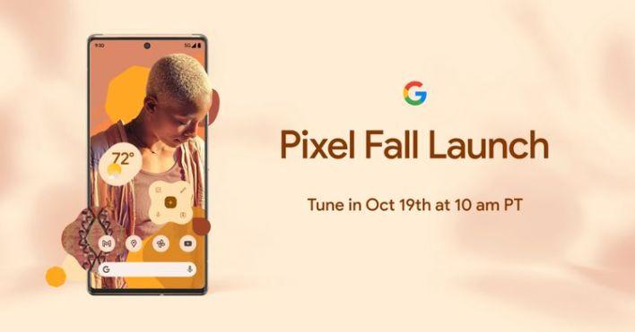 Pixel 6 ينطلق رسميا 19 اكتوبر 1