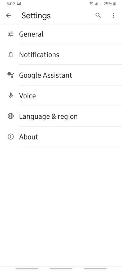 كيف تختار نموذج الصوت في مساعد جوجل Google Assistant 3