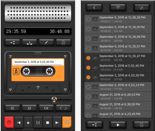 [وفر 4 دولار] تطبيق Voice Recorder PRO متاح مجاناً على متجر ابل لفترة محدودة 2