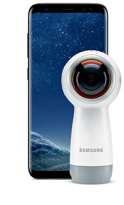 سامسونج تكشف عن سعر وموعد بيع كاميرا Gear 360 الجديدة 6