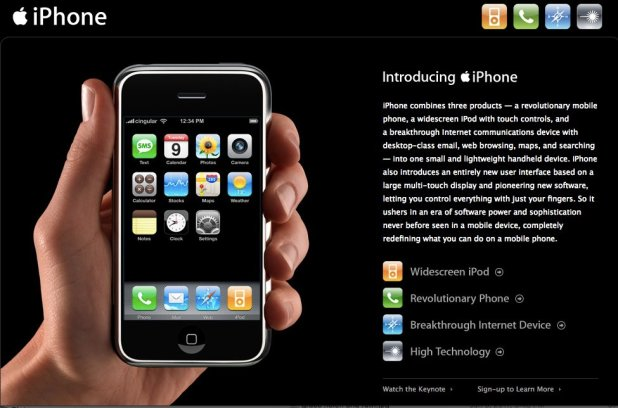 first_iphone