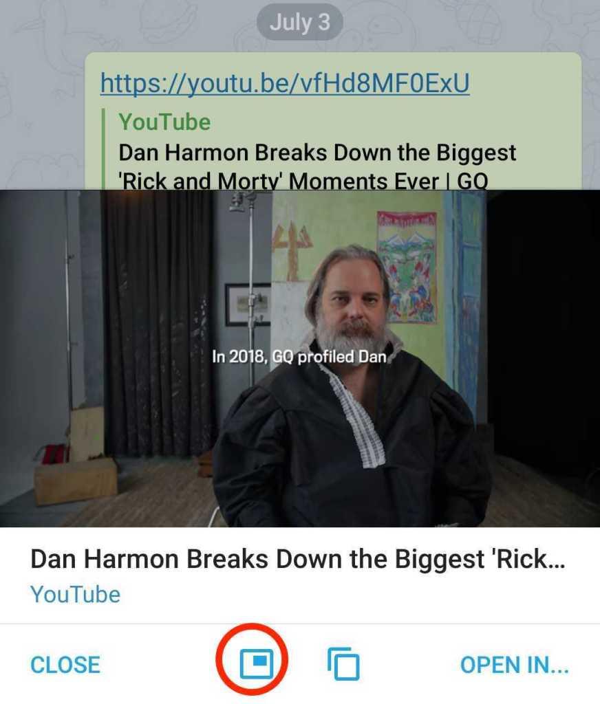 كيف تقوم بتشغيل اي فيديو يوتيوب على هاتفك الاندرويد في وضع الشاشة المغلقة 1