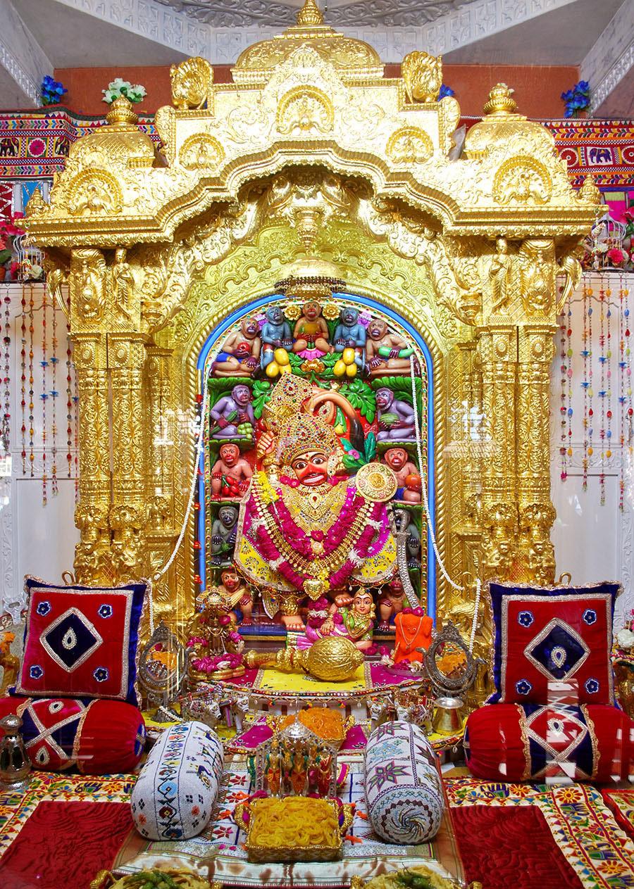 Shree Swaminarayan Mandir Sarangpur Shree Swaminarayan Mandir Kalupur