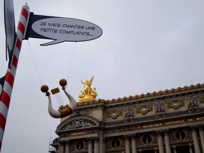 Assurancetourix - Opera Garnier