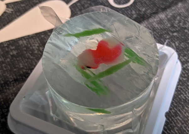 Japanese Dessert - goldfish - 4