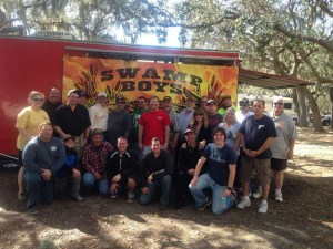 Swamp Boys Q School in Clermont FL, 03/02/14