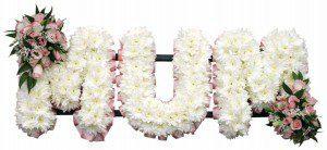 Mum Floral Art