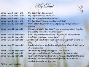 funeral poem for my dad swanborough funerals