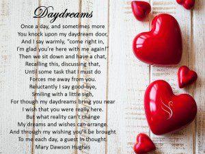 Funeral Poem Daydreams