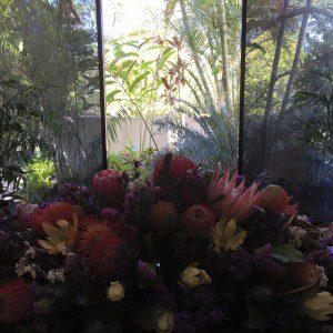Australian Native Casket Spray - Swanborough Funerals