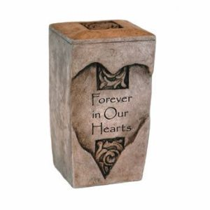 Everafter Heart Cremation Urn