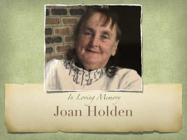 Joan Holden