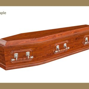 Wallarah Maple Coffin
