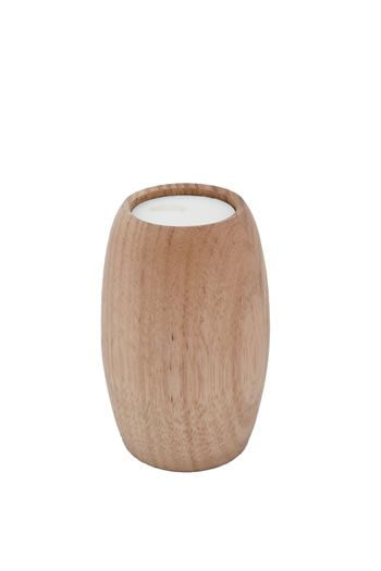 Tasmanian Oak Candle - Swanborough Funerals