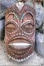 Tiki Lee mask