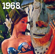 1968 Mai-Kai Calendar