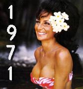 1971 Mai-Kai Calendar