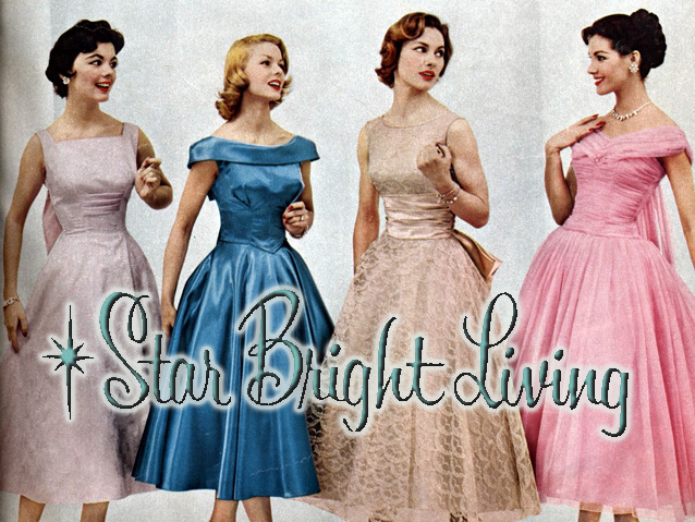 1957 Spiegel Catalog The beautiful world of Star Bright Living. An incredible view of the height of style of the generation!