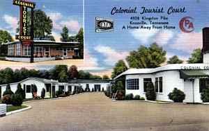 Colonial Tourist Court