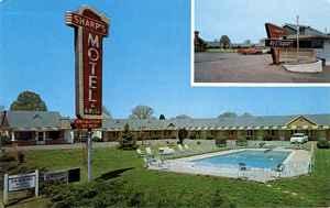 Sharp's Motel and Restaurant