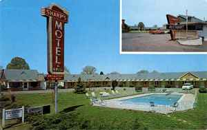 Sharp's Motel and Restaurant