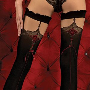 Ballerina Holdup Stockings 346