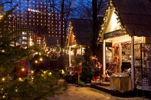 Nyhavn Christmas Market