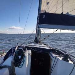 Sail Cruising Courses