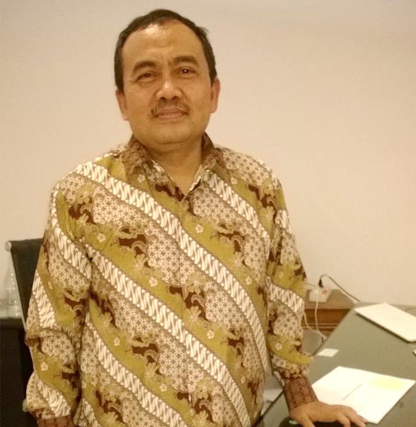 Muhammad Taufik, Staf Ahli Menteri Koperasi dan UKM