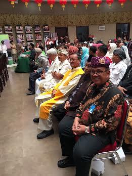 Suttan Dipuncaknur Drs. Mawardi, MSi. Pendiri PCTAI saat Mengikuti Acara HUT ke-6