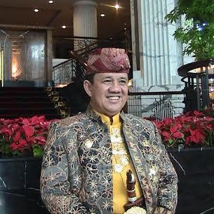 Suttan Dipuncaknur Drs. Mawardi, MSi.