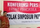 "Front Pancasila Tolak ""Simposium Membedah Tragedi 1965"" di Hotel Aryaduta"