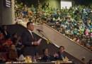 Panglima TNI Selaku Ketum Forki Buka Kejurnas Karate Pada PON XIX 2016