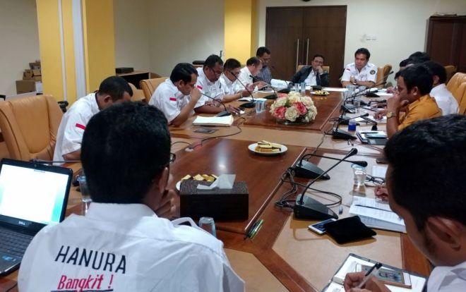 Rapat Internal Bidang Keanggotaan DPP Partai HANURA