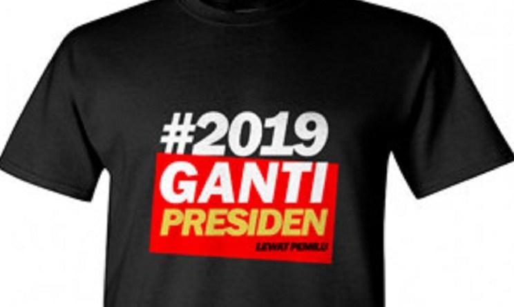 Sengsara Kalau Jokowi 2 Periode