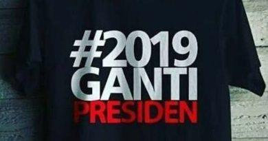 Politisi Hanura: Gerakan Ganti Presiden Sudah Kehilangan Momentum