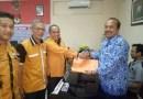 Daftarkan Caleg ke KPU, Hanura NTB Targetkan Satu Kursi per Satu Dapil