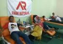 Anak Republik Cirebon Gelar Donor Darah dan Diskusi Di Hari Sumpah Pemuda