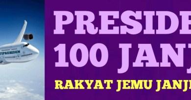 Kehebatan Jokowi Hanya Ada di Janjinya. Bukan pada Realisasi Kerjanya