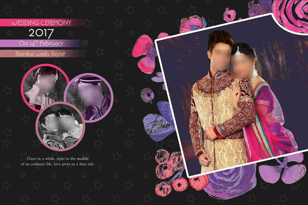 album cover design psd 12X36