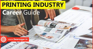 Printing Industry Career Guide India