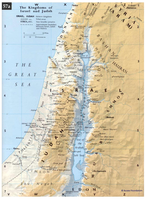 Bible Nerd Bible Maps