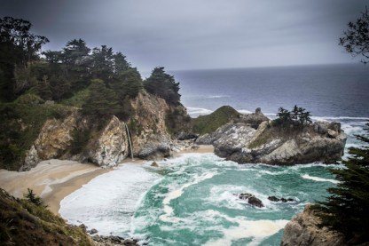 The amazing McWay Falls