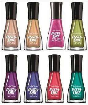 Fast Drying Nail Color Sally Hansen Is The Brand For Polish And Treatments
