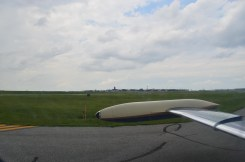 Taxiing Out Of BWI
