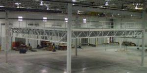 New Mezzanine Flooring