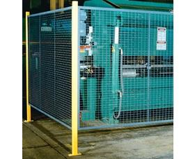 wire partitions warehouse storage maryland
